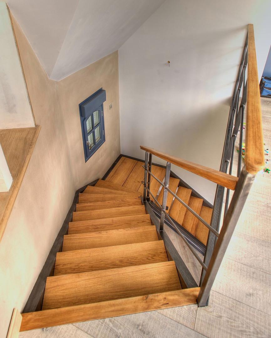 Oise r novation r alisations ii for Renover des escaliers en bois
